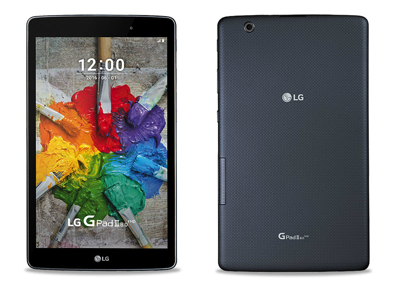 LG G Pad III 8.0 Tablet With 4G LTE Support Now Available Online