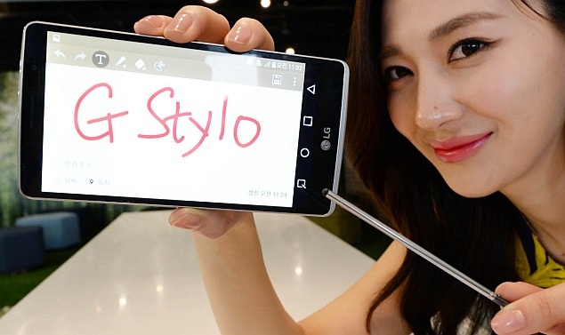 LG G Stylo With 2TB microSD Card Support, 3000mAh Battery