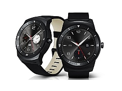 LG G Watch R Circular Android Wear Smartwatch Goes on Sale