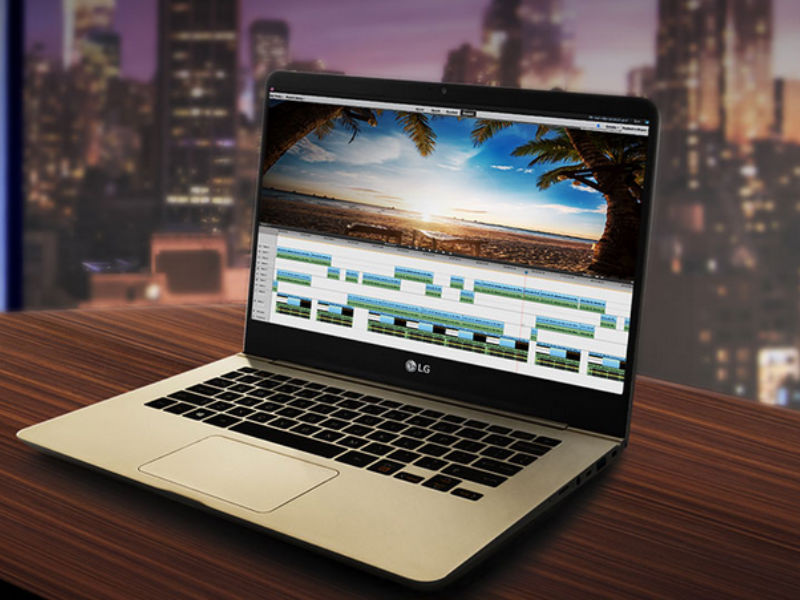 LG Gram 14 Ultralight Laptop Launched In India, Starting Rs. 79,990