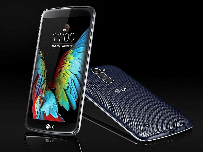 LG K10, K7 Launched as First K-Series Smartphones Ahead of CES 2016