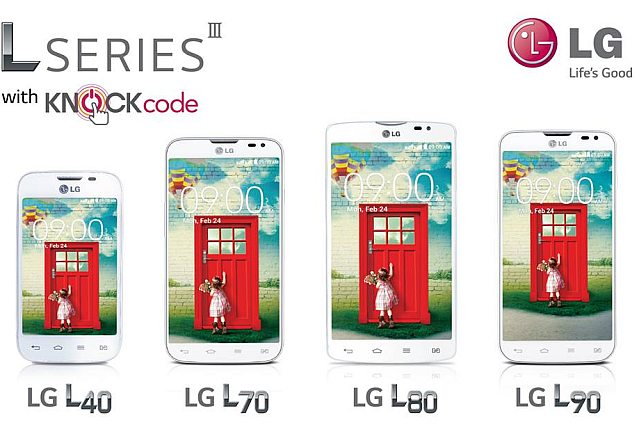 LG L80 with 5-inch display, Android 4.4 KitKat launched
