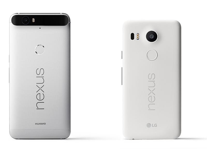 Google Nexus 5X, Nexus 6P Launched: Price, Specifications ...
