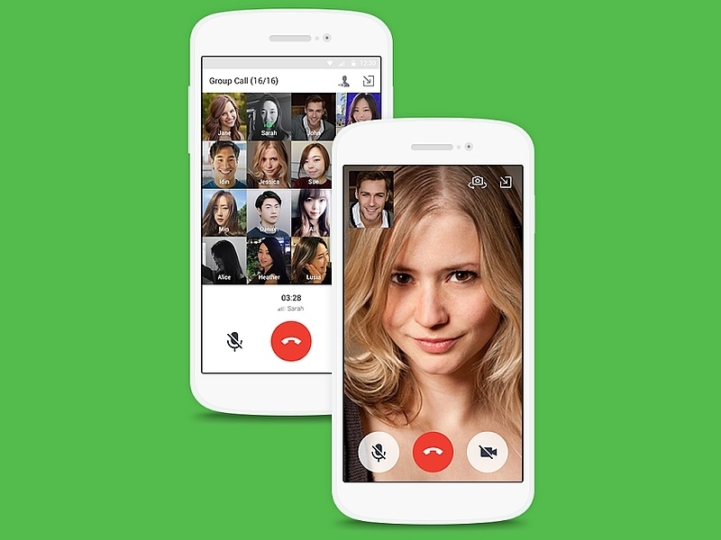 Line Gets Group Voice Calling for Up to 200 Users