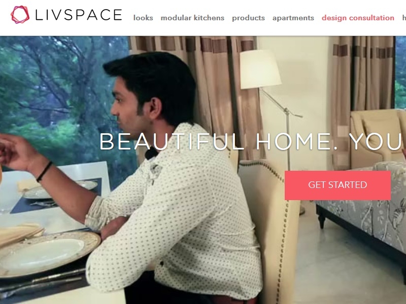 Online Home Decor Platform LivSpace Raises $8 Million