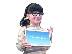 Samsung Unveils 'Look at Me' App to Help Children With Autism