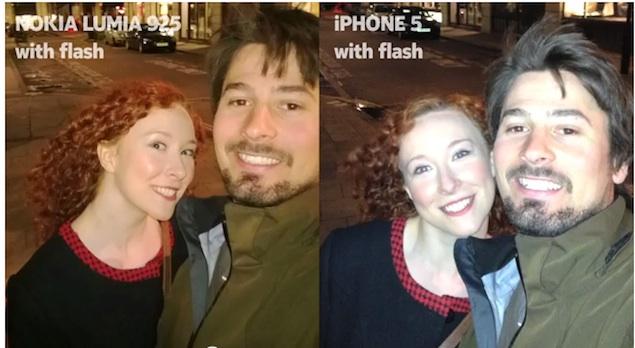 Nokia parodies Apple's iPhone ad, claims the Lumia 925 takes better photos
