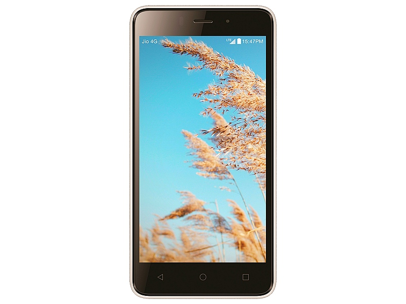Lyf Flame 1, Lyf Wind 6 Dual-SIM 4G Smartphones Launched in India