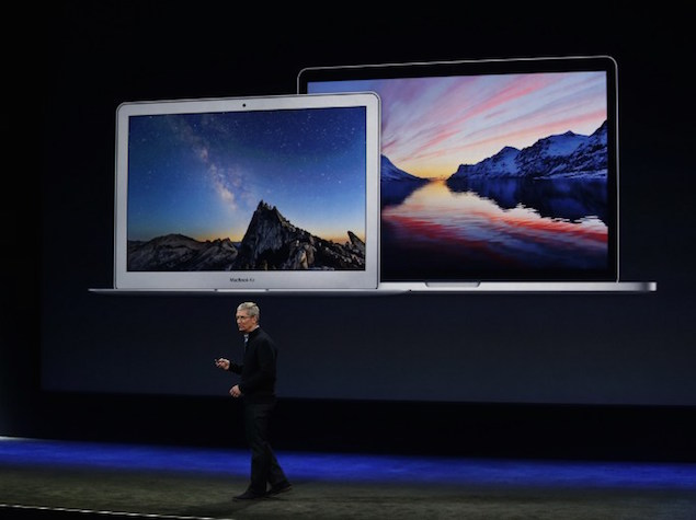 Apple Unveils Fanless 12-inch MacBook; Available April 10 Starting at Rs. 99,900