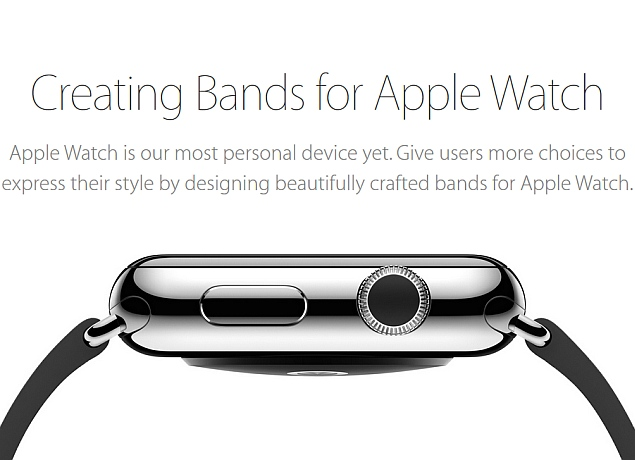 Apple Announces 'Made for Watch' Third-Party Band Programme