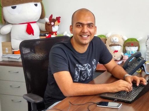 Personally Tech With Xiaomi India Head Manu Jain
