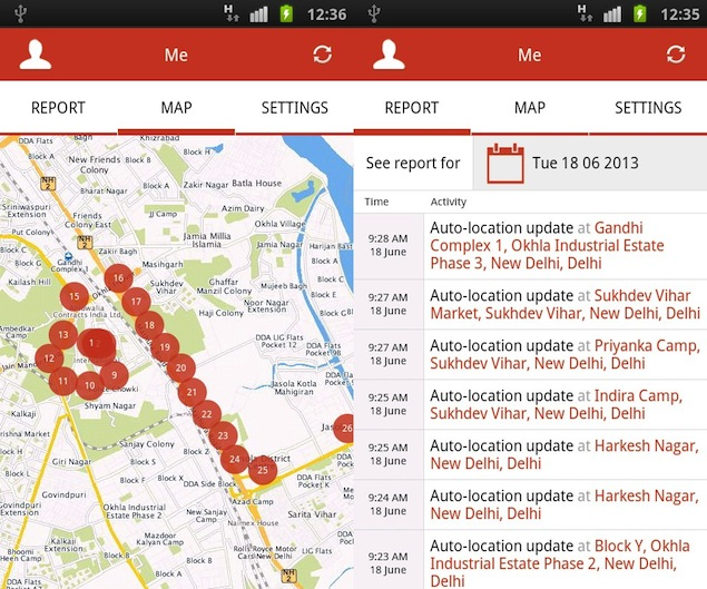 MapmyIndia launches Locate, a free Android app to track location of up to three users