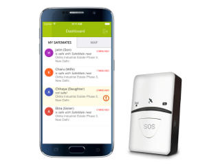 MapmyIndia Launches SafeMate, a GPS-Based Personal Safety Device