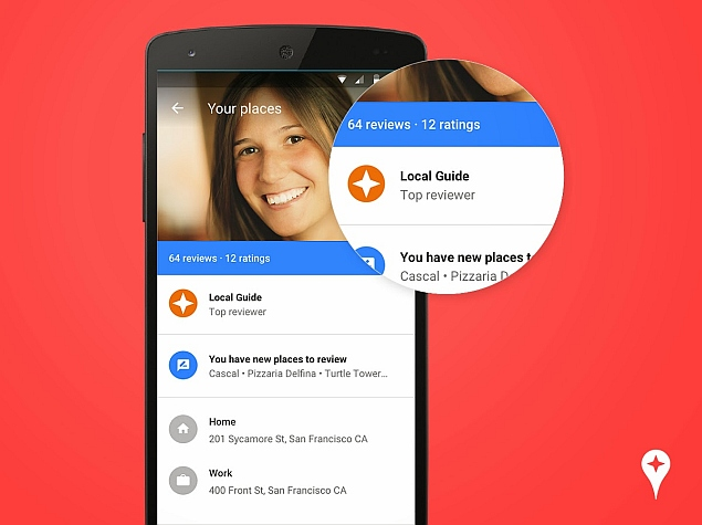 Google Maps for Android Update Brings New 'Local Guides' Feature