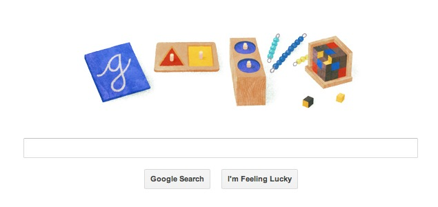 Maria Montessori's birth anniversary marked by Google doodle