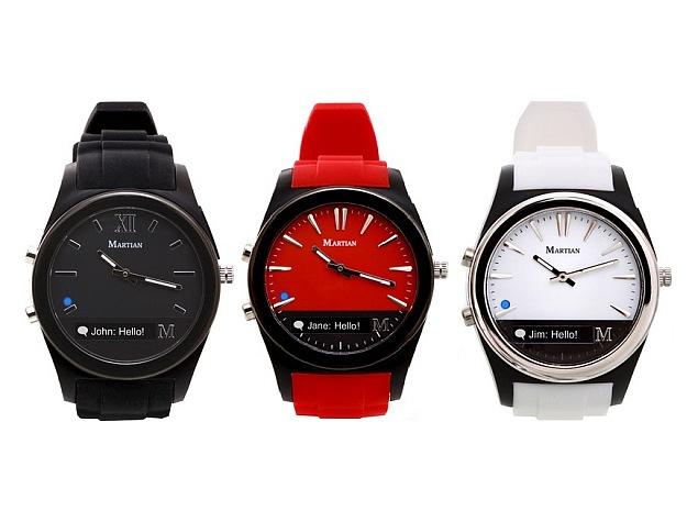 martian smart watch