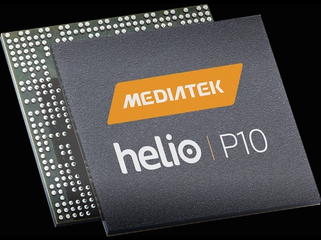 MediaTek Unveils Helio P10, a 'High-Performance SoC for Super Slim Smartphones'