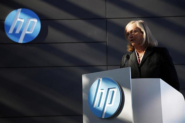 HP CEO Meg Whitman Assumes Chairman's Role