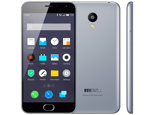 Meizu m2 With 13-Megapixel Camera, Android 5.1 Lollipop Launched