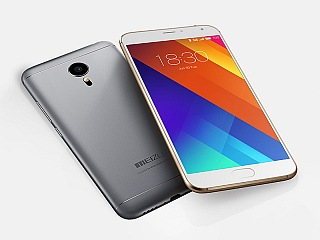 Meizu MX5 With 5.5-Inch Display, Fingerprint Scanner Launched at Rs. 19,999