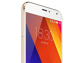 Meizu MX5e With 16-Megapixel Camera, 5.5-Inch Display Launched