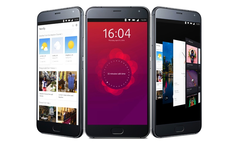 Meizu Pro 5 Ubuntu Edition Launched Ahead of MWC 2016