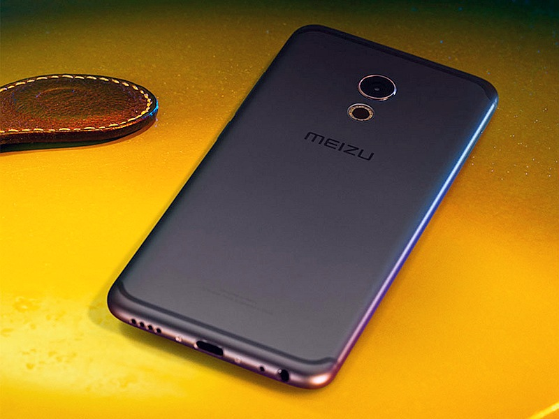 Meizu Pro 6 With '3D Press' Display, 10-LED Ring Flash ...