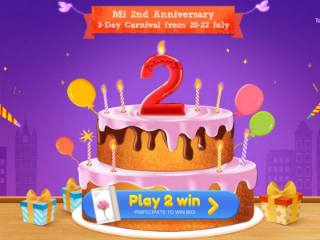 Xiaomi to Offer Phones and More at Re. 1 to Celebrate 2 Years in India