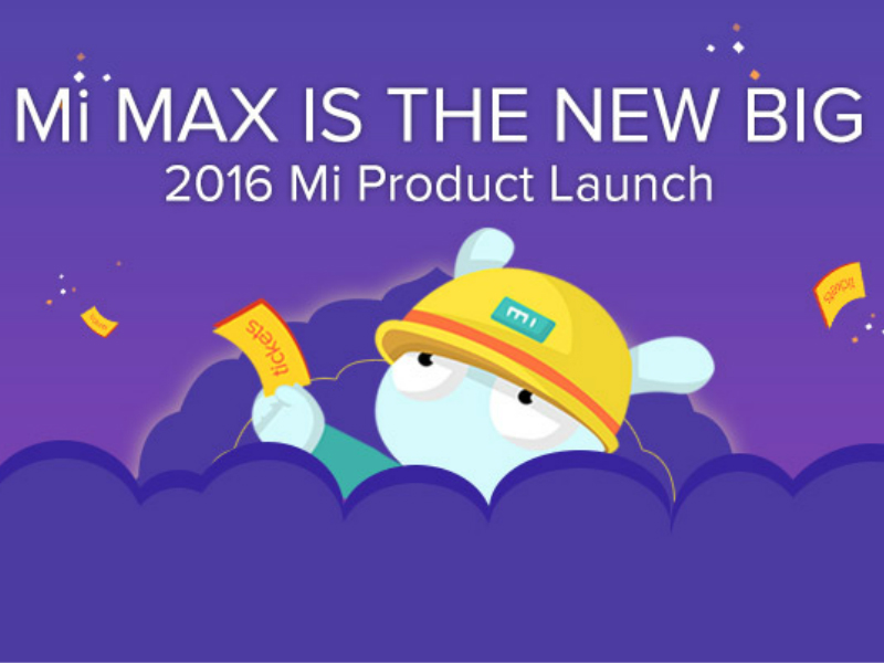 Xiaomi Launches Mi Community in India, Opens Registration For Mi Max Event