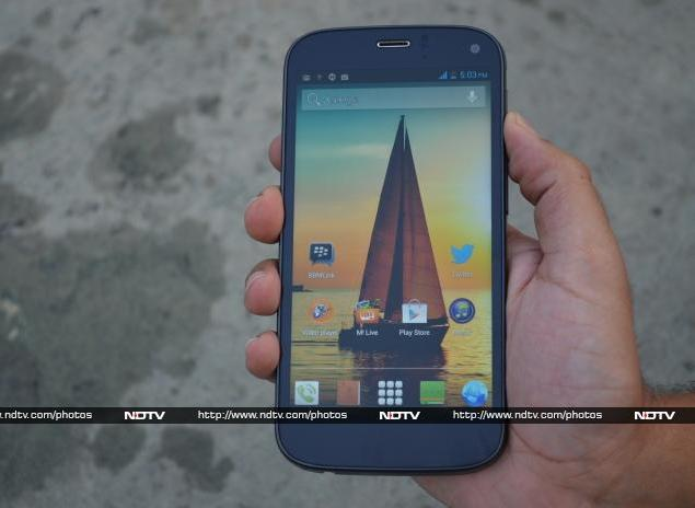 Micromax Canvas Turbo review