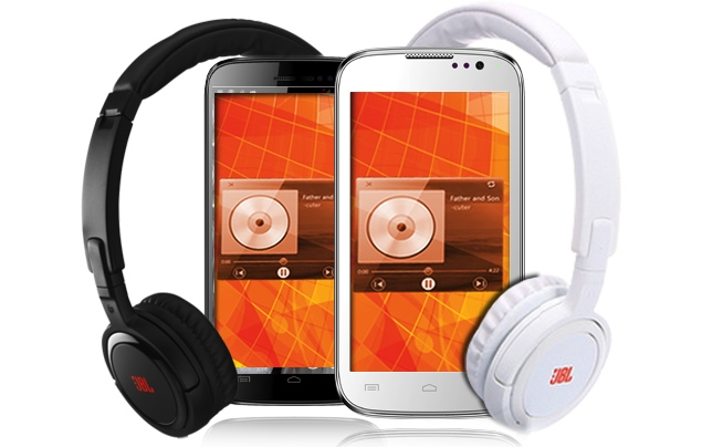 Micromax Canvas Music A88 smartphone with bundled JBL Tempo headset launched for Rs. 8,499