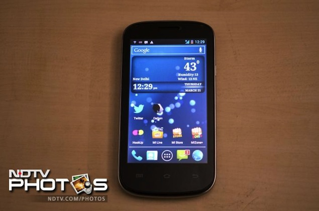 Micromax A89 Ninja review