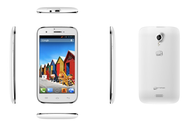 Micromax A115 Canvas 3D with 5.0-inch display launched for Rs. 9,999