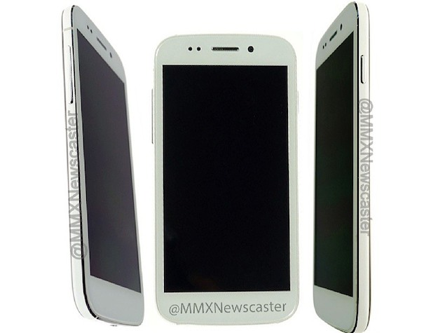 Canvas 4 spotted in White as purported image of Micromax's upcoming smartphone leaks