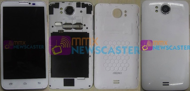 Micromax Canvas A111 pictures and specifications leak