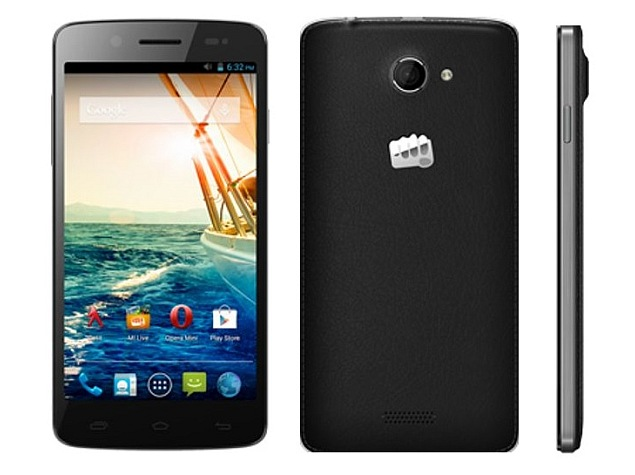 Micromax Canvas Elanza 2 With 5-inch Display Available Online at Rs. 9,340