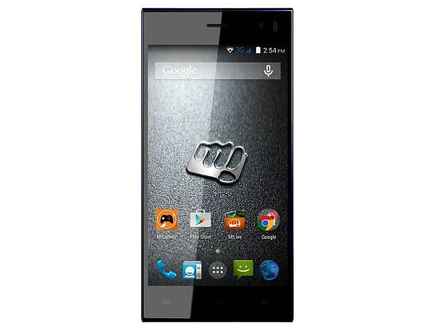Micromax Canvas Xpress With 1.3GHz Quad-Core SoC Launched at Rs. 6,999