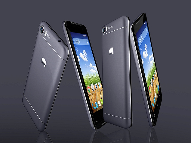 Micromax Canvas Fire 4 With Android 5.0 Lollipop Launched at Rs. 6,999