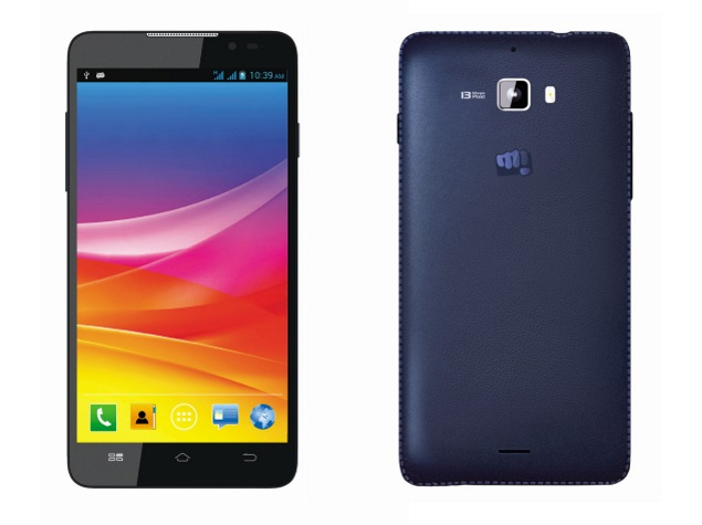 Micromax Canvas Nitro With Octa-Core SoC Launched at Rs. 12,990