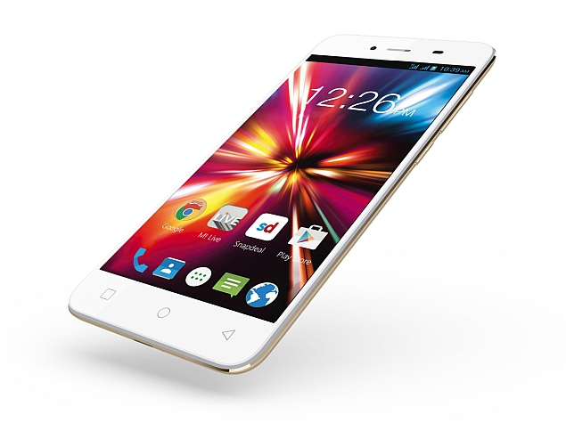 Micromax Canvas Spark With Android 5.0 Lollipop Launched at Rs. 4,999