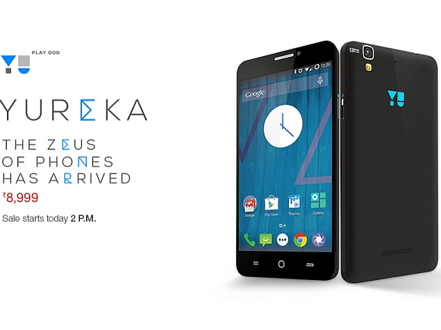 15,000 Units of Micromax's Yu Yureka Available in Thursday's Second Flash Sale