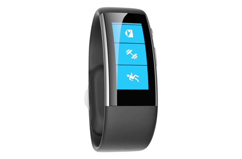 microsoft band 2 software update adds ability to control