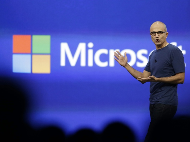 Microsoft CEO Visits India Development Centre in Hyderabad