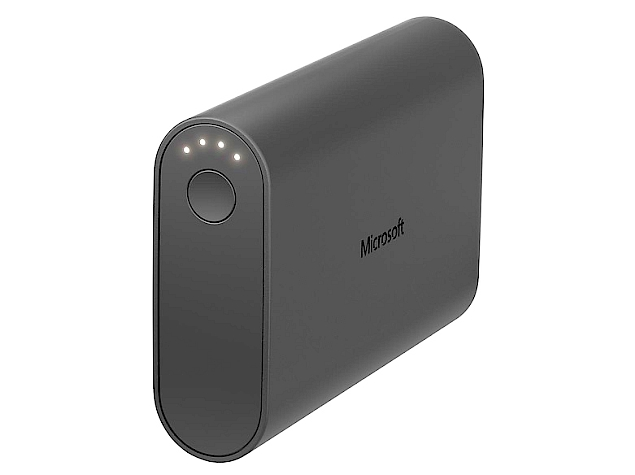 Microsoft Launches 'Portable Dual Charger' Power Banks in 3 Capacities