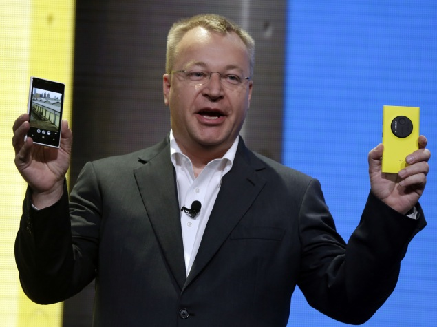 Memo From Microsoft Executive Vice President Stephen Elop Announcing Job Cuts