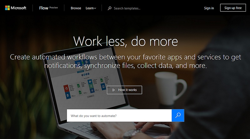 Microsoft Unveils IFTTT-Like Tool Called Flow