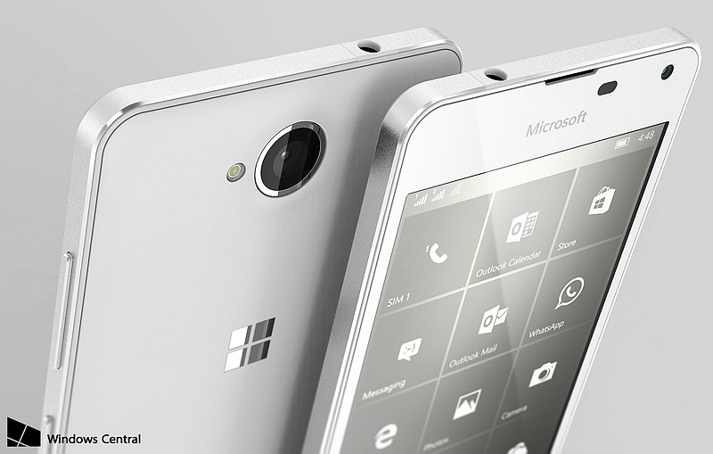 Microsoft Lumia 650 Spotted in Renders, Ad Network