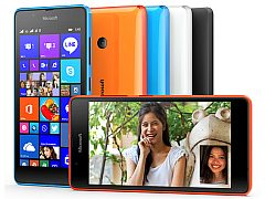 Microsoft Lumia 540 Dual SIM With 5-Inch Display, 8-Megapixel Camera Launched