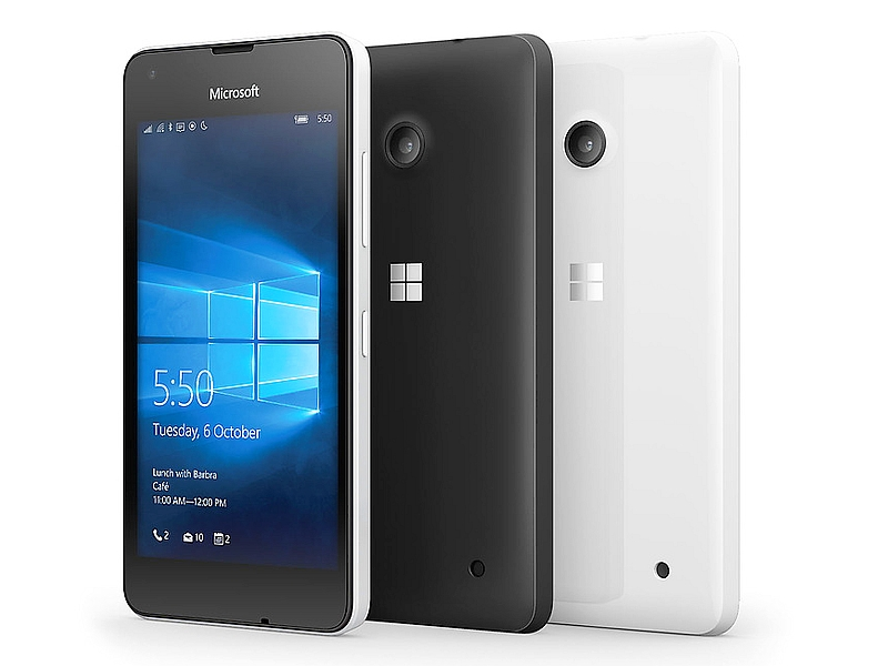 Microsoft Lumia 550 With 4.7-Inch Display, Windows 10 Mobile Launched