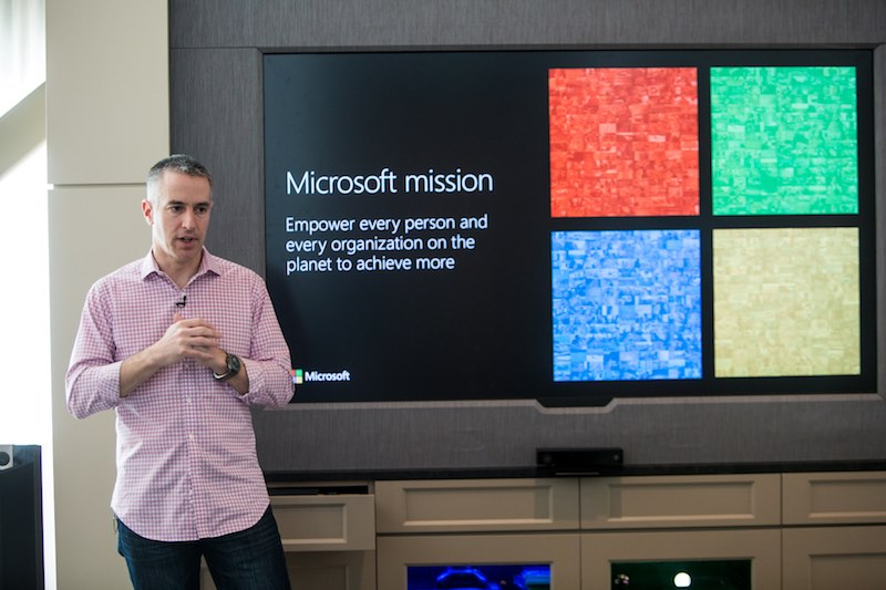 Microsoft's new mission statement
